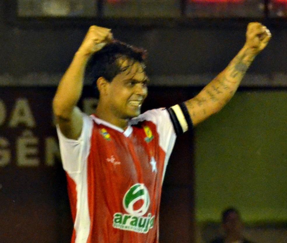 Joel foi campeão estadual pelo Rio Branco-AC em 2018 — Foto: Nathacha Albuquerque