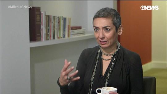 Milênio: a ativista humanitária Zainab Salbi, filha do piloto pessoal de Saddam Hussein