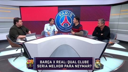 """Paulo Nunes critica planejamento de carreira de Neymar: """"Pensou exclusivamente no dinheiro"""""""