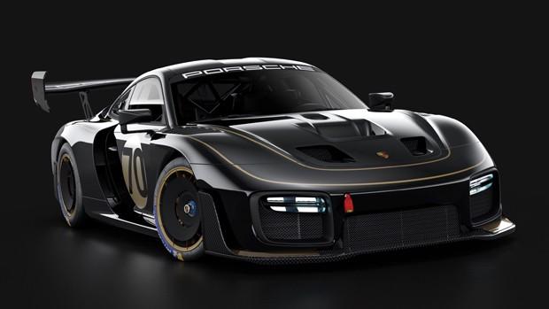 Porsche 935 edição John Player Special (Foto: divulgação)