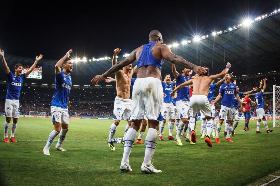 ec23b9af71027 Possível título da Copa do Brasil fará com que Cruzeiro