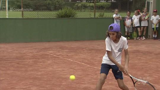 Promessa da modalidade, Rafael Souza busca o bicampeonato no A Tribuna de Tênis