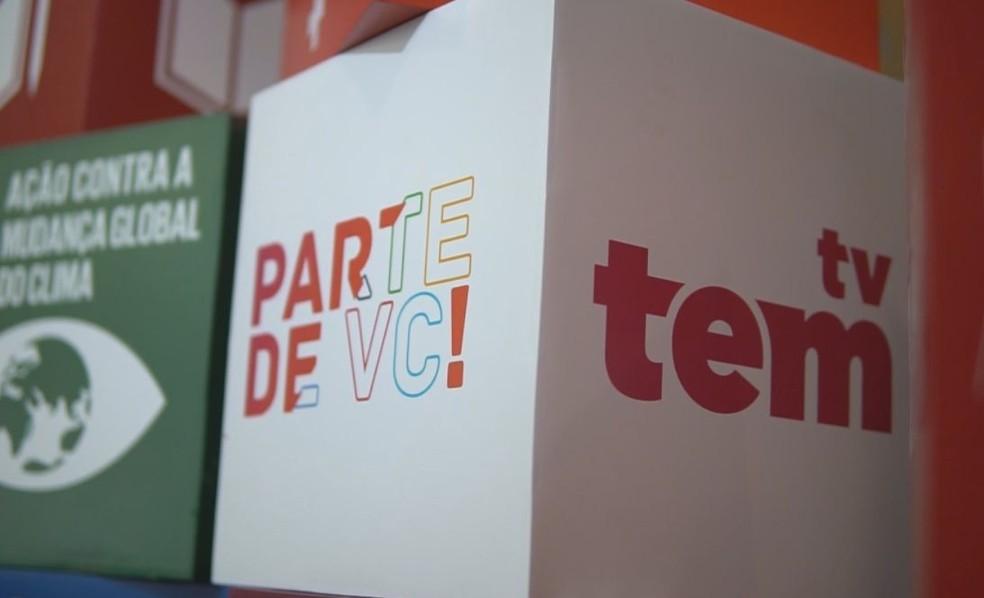 TV TEM incentiva as práticas sustentáveis e aderiu ao Pacto Global da ONU— Foto: TV TEM/Reprodução