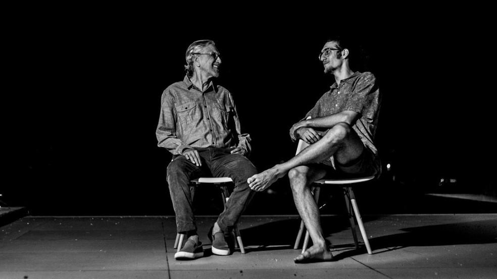 Canção será lançada na sexta-feira (7), dia em que Caetano completa 78 anos — Foto: Uns Produções/Divulgação