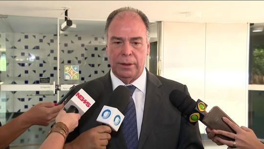 Fernando Bezerra diz que colocou posto de líder do governo à disposição do Planalto