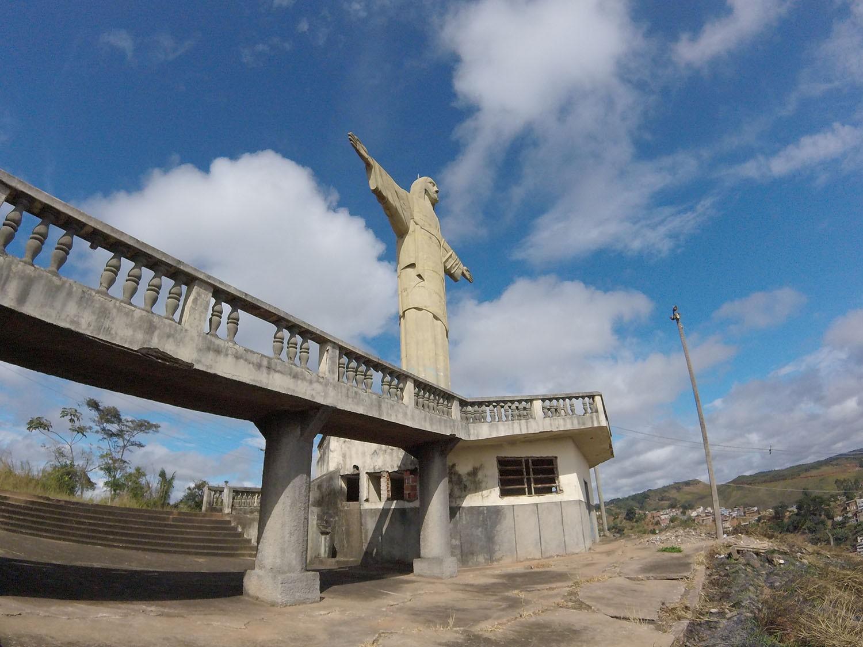Parque do Cristo recebe investimentos para revitalização em Viçosa