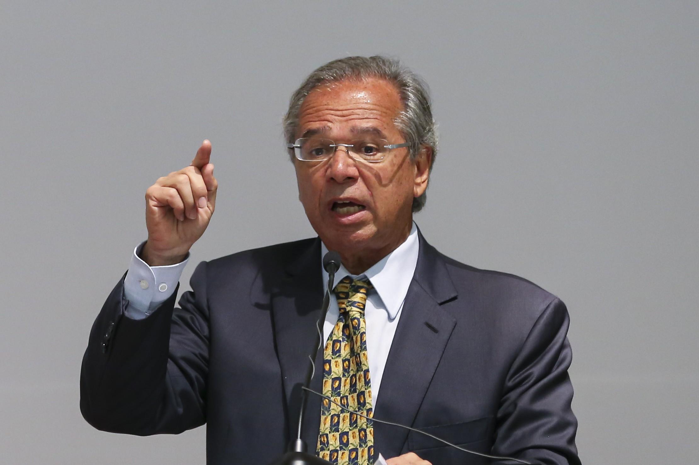 ministro_paulo_guedes (Foto: Ministério da Indústria, Comércio Exterior e Serviços/Wikimedia Commons)