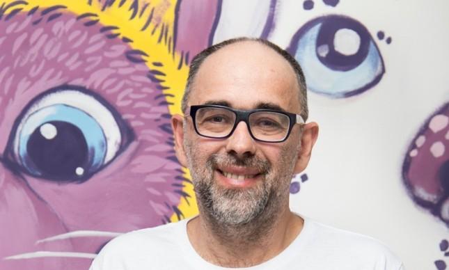 Marcio Waldmann, veterinário que fundou e dirige aPetlove