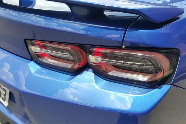 As lanternas têm detalhamento tridimensional (Foto: Ulisses Cavalcante/Autoesporte)
