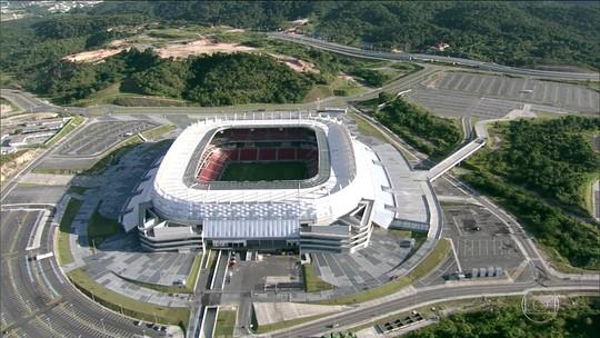 Arena de Pernambuco pode ter tido obra superfaturada