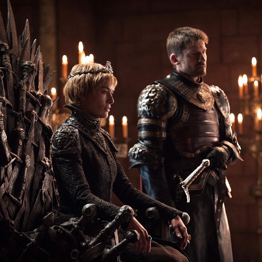 lena interpreta a personagem Cersei Lannister na série Game of Thrones (Foto: Reprodução / Instagram)