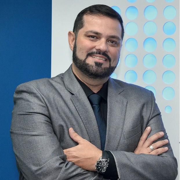 Rodrigo Boutti, da Ituran, diz que o fraudador costuma se entregar pelo nervosismo (Foto: Christian Castanho)
