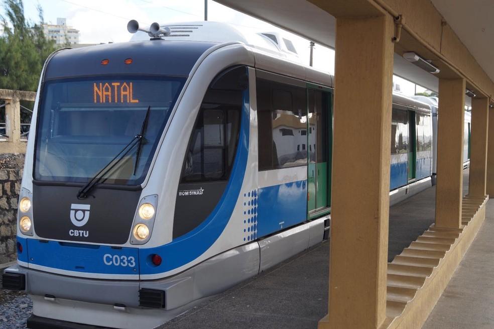 Novas viagens entram em vigor na próxima terça-feira (4) — Foto: CBTU/Divulgação