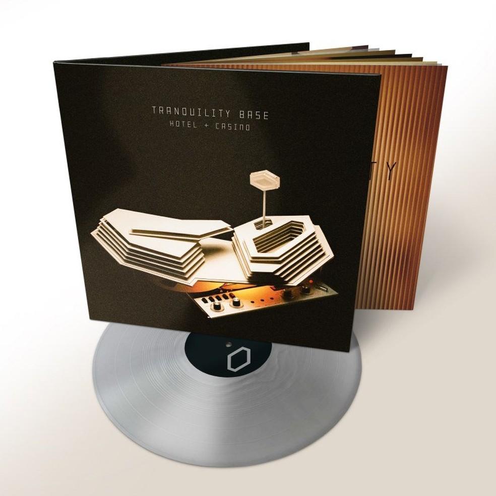 Arctic Monkeys divulgou detalhes de 'Tranquility Base Hotel & Casino' (Foto: Divulgação)