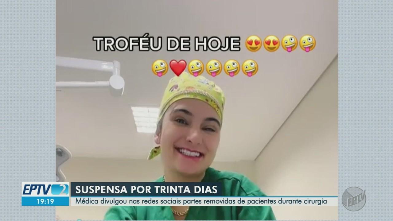 Cremesp interdita cirurgiã que compartilhou vídeos com pele e gordura de pacientes