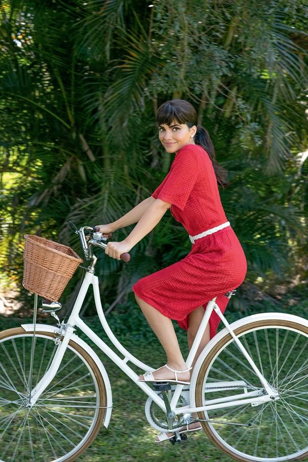 Menos carro, mais bike! (Foto: Karine Basílio/Arquivo Glamour)