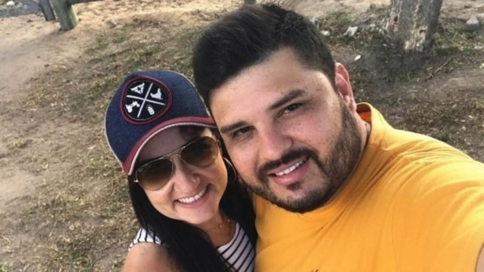 Professora descobriu que o então namorado era casado e terminou o relacionamento — Foto: Divulgação/Redes Sociais