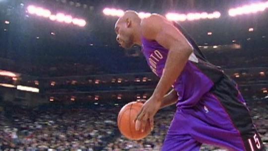 Rei das enterradas, Vince Carter inicia despedida da NBA aos 42 anos para entrar para a história