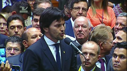 Procuradoria pede arquivamento de inquérito sobre deputado Fábio Faria (PSD)