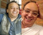 Cacá Carvalho reviveu Jamanta, seu personagem de 'Torre de Babel' (1999). Atualmente, o ator se dedica ao teatro, e, no ano passado, esteve em cartaz com 'A próxima estação' e '2X2=5' | Extra / Reprodução Facebook