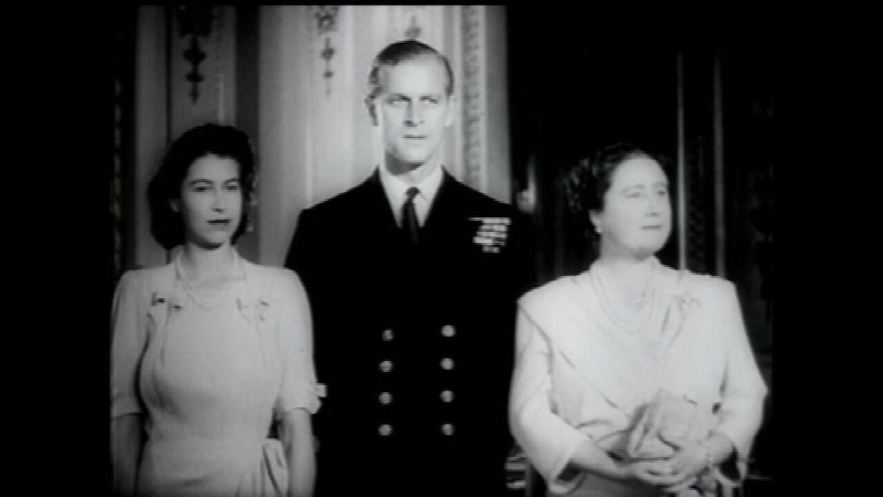 Conheça a história do príncipe Philip, marido da Rainha Elizabeth II