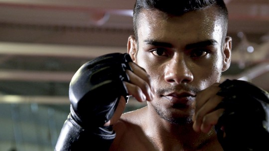 Raulian Paiva se inspira na história de José Aldo para decolar no Contender Brasil