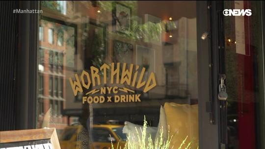 Pedro Andrade visita restaurante referência em gastronomia e mixologia em NY