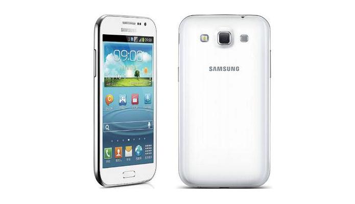 Galaxy Win Duos é mais compacto (Foto: Divulgação/Samsung)