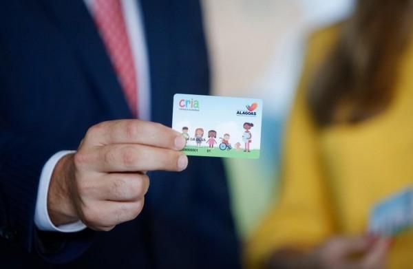 Cartão CRIA: cadastro de crianças de 2 a 5 anos começa nesta quinta-feira em Maceió