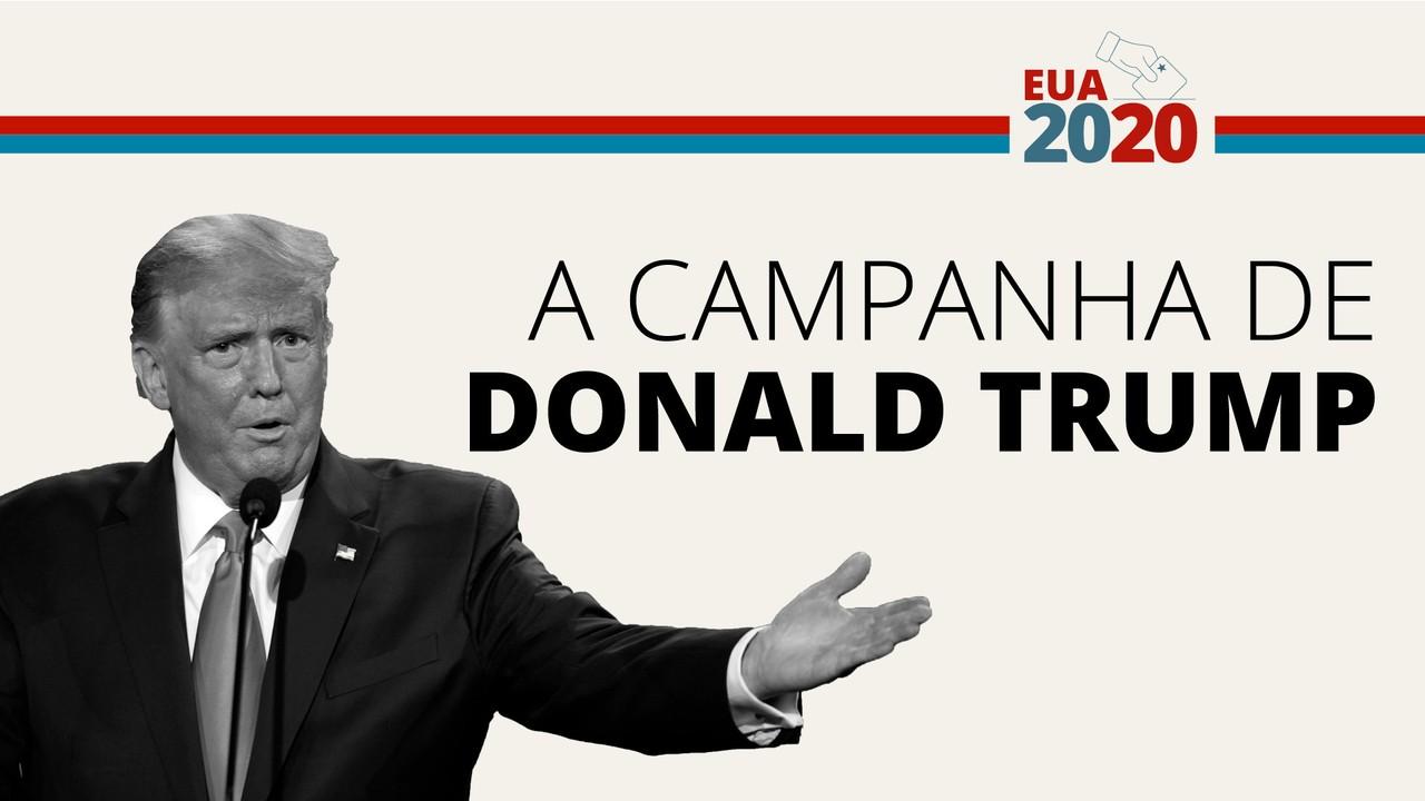 Eleições Americanas: a caminhada de Donald Trump e suas principais propostas