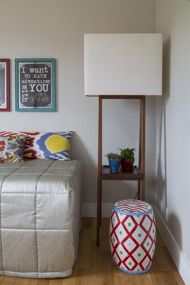 7 dicas para a decoração para quarto de hóspedes (Foto: Evelyn Müller)