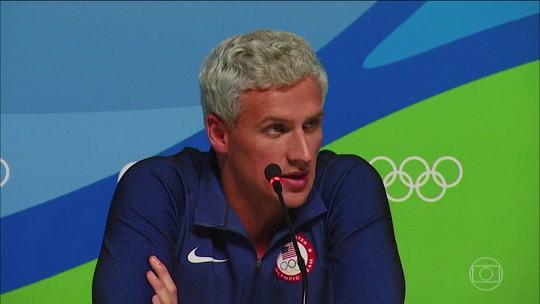 COI abre investigação disciplinar contra quatro nadadores americanos