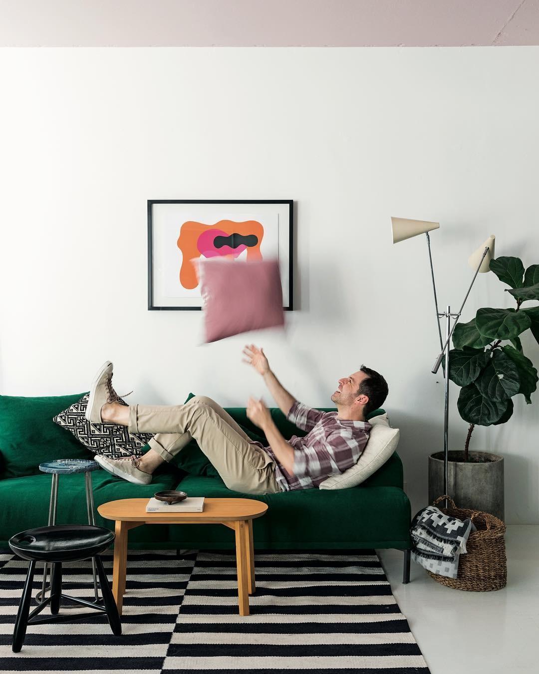 4 dicas do 'Decora' para salas que você pode fazer na sua decoração (Foto: Lufe Gomes)