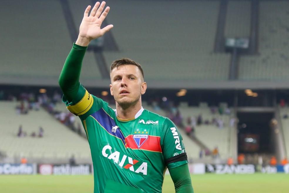 9846de825c888 ... Boeck assume culpa por derrota do Fortaleza e promete resposta no  próximo jogo — Foto