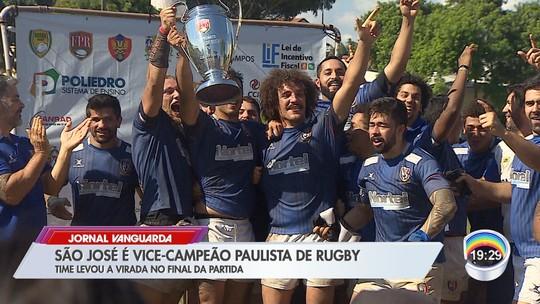 Pasteur acaba com invencibilidade do São José e é campeão do Paulista de Rugby