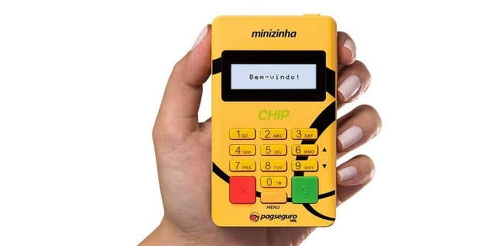 51cf51368 ... Minizinha Chip não precisa de um dispositivo móvel conectado para  funcionar (Foto: Divulgação/