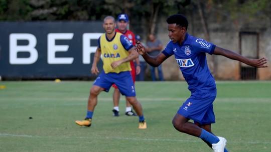 Foto: (Felipe Oliveira / Divulgação / E.C. Bahia)