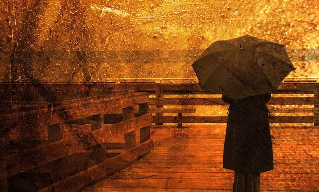 Chuva, tempo fechado, tempestade (Foto: Arquivo Google)