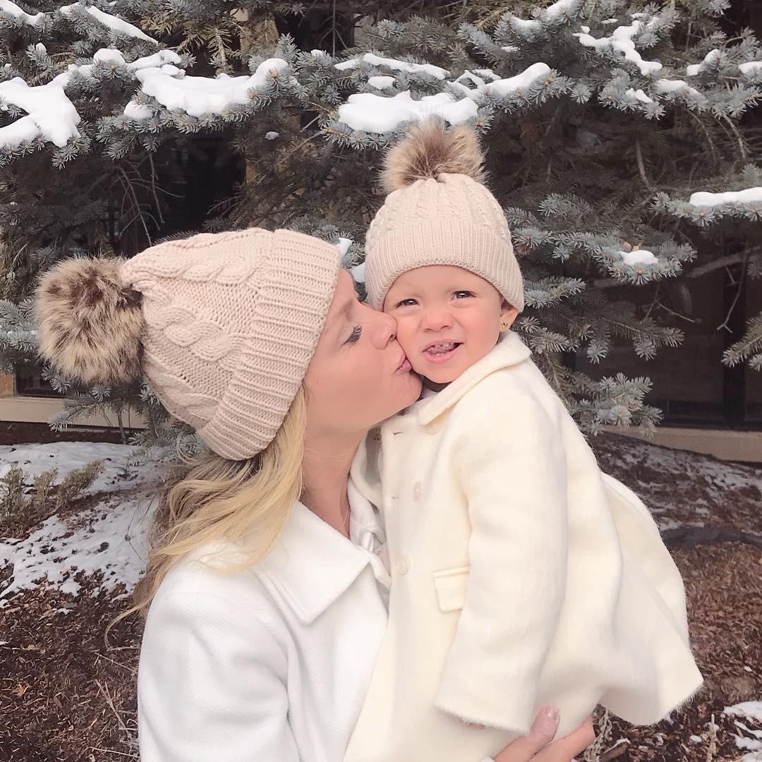 Eliana e a filha, Manuela (Foto: Reprodução Instagram)