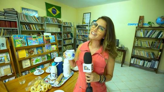 Jerônimo Monteiro, pedido de casamento surpresa, e 'Tem gosto de quê?' no Em Movimento, 18