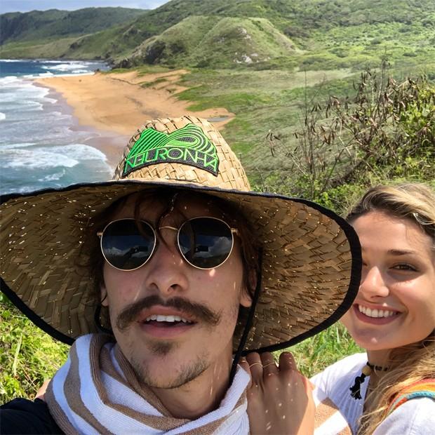 Bruno Montaleone e Sasha Meneghel (Foto: Reprodução/Instagram)