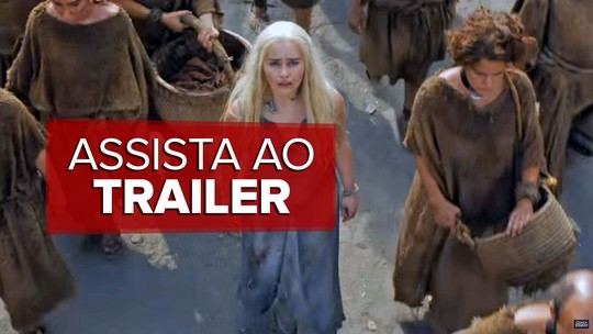 'Game of thrones': trailer da sexta temporada tem Jon Snow e Daenerys