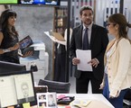 'Na mira do crime': Jacqueline Sato, Rodrigo Veronese e Renata Dominguez | Igor Oliveira/Fox