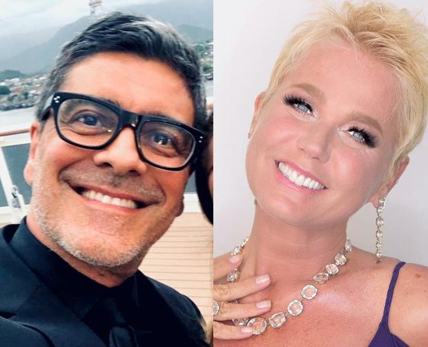 Junno Andrade é comparado com Xuxa (Foto: Reprodução/Instagram)