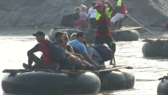 Para agradar EUA, México vai enviar tropas à fronteira com a Guatemala
