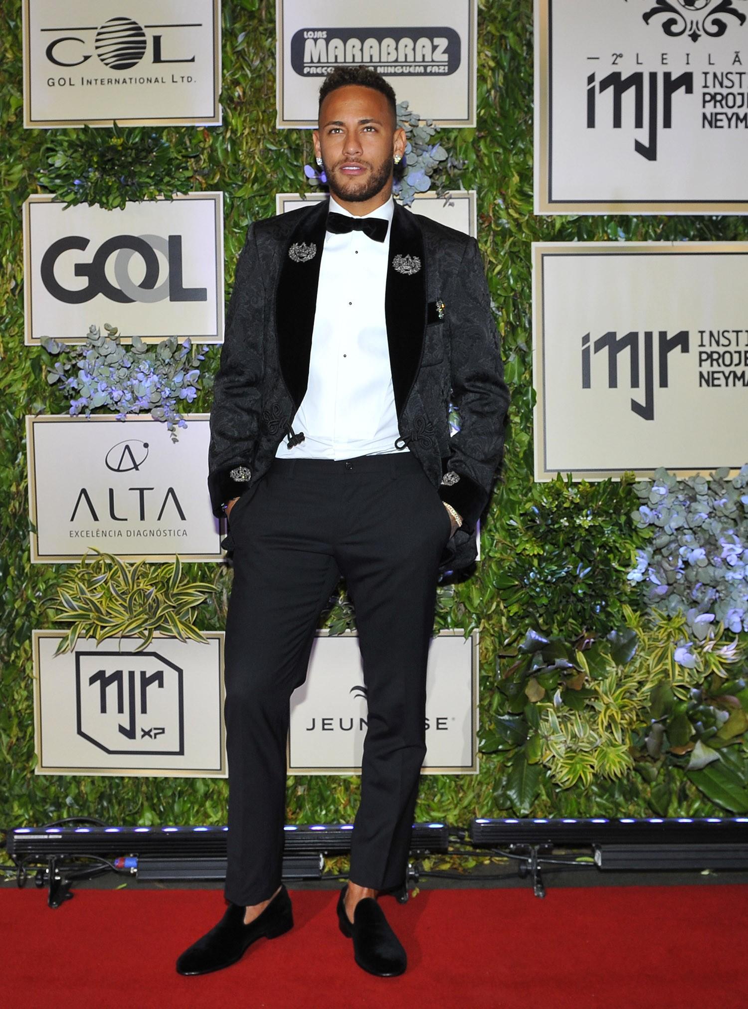 Neymar (Foto: Reprodução/ Divulgação/ Brazil News)
