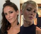 Fernanda de Freitas antes e depois da mudança de visual | Reprodução / Instagram
