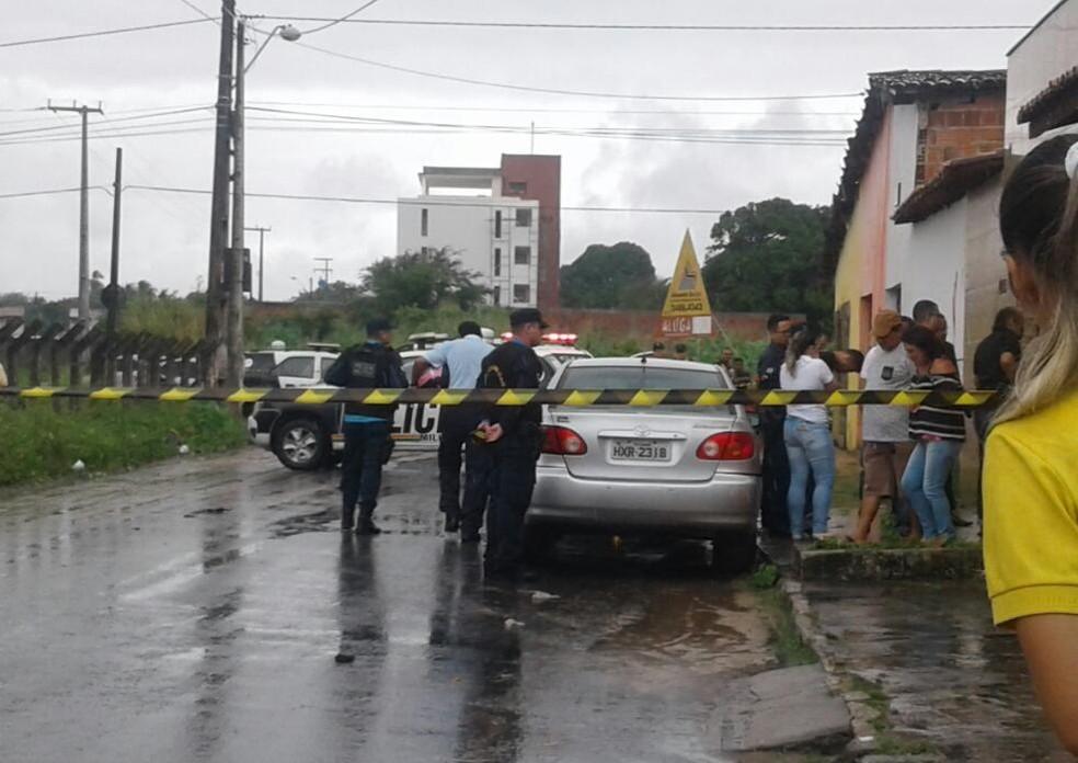 Ex-vereador e advogado é assassinado a tiros em Caucaia, na Grande Fortaleza (Foto: Arquivo pessoal)