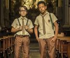 Xande Valois e João Gabriel D'Aleluia são Eduardo e Paulo em 'Se eu fechar os olhos agora' | Mauricio Fidalgo/Globo