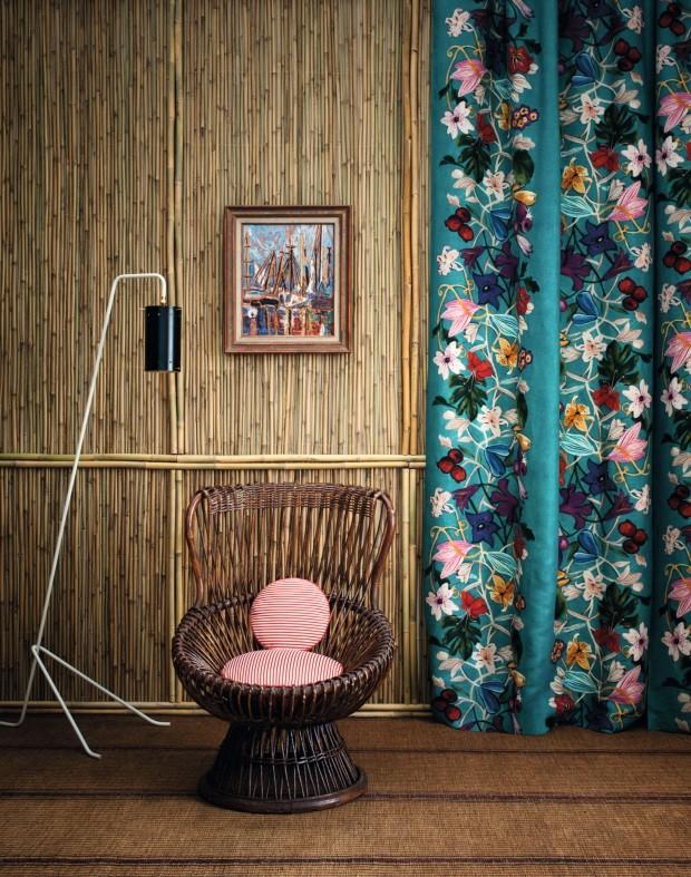 Moodboard: inspiração para adotar o vintage no decor (Foto: Andrea Ferrari)
